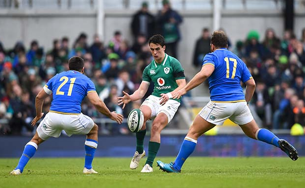 Watch Ireland V Italy