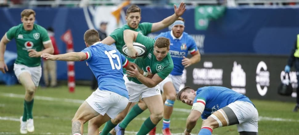 Ireland v Italy – Highlights From Soldier Field