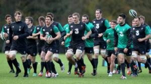 Ireland Team Named For Guinness Six Nations Opener Against England