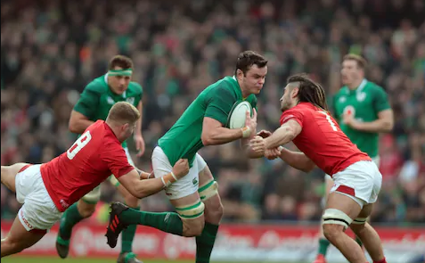 Watch Ireland v Wales 2018 Live With Rory Best & Rob Kearney