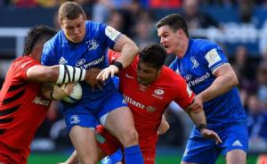 Leinster play Saracens 2019