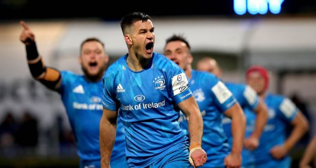 Sexton at Leinster for another year